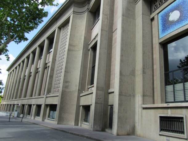 Palais d'Iéna Conseil économique, social et environnemental