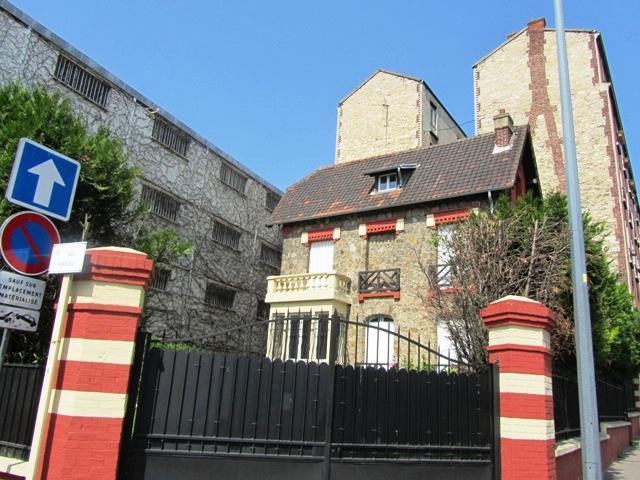 Chasse aux Trésors de Paris 2013 - Saint Ouen