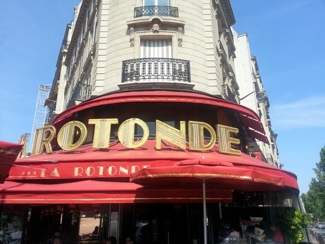 La Rotonde Montparnasse