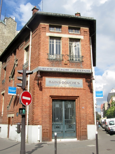 Bains-douches Castagnary