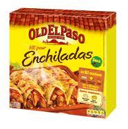 Enchiladas Old El Paso