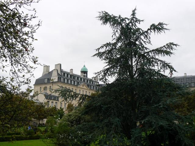 Jardin des missions étrangères de Paris