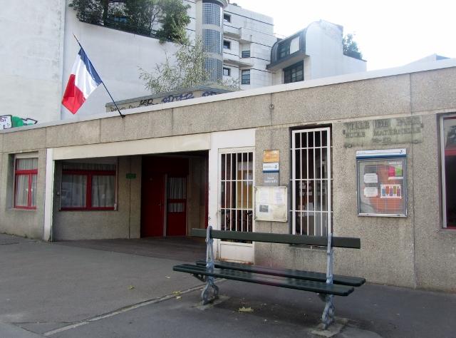 Ma première école maternelle