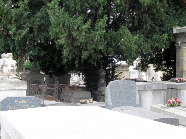 Cimetière communal de Saint-Ouen