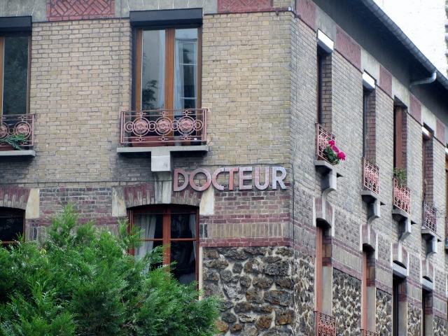 Insolite à Saint-Ouen