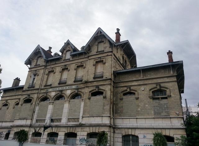 Ancienne gare Godillot