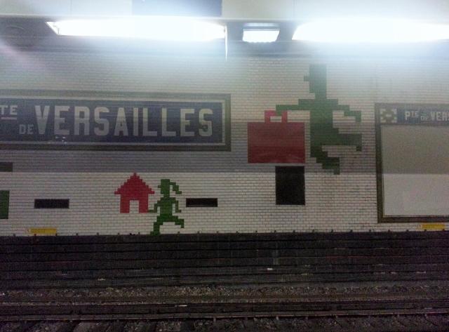 Paris expo porte de versailles s 39 expose sur les quais du m tro paris maman moi - Porte de versailles metro ...