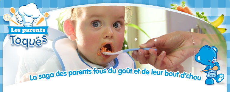 Les Parents Toqués Websérie Nestlé