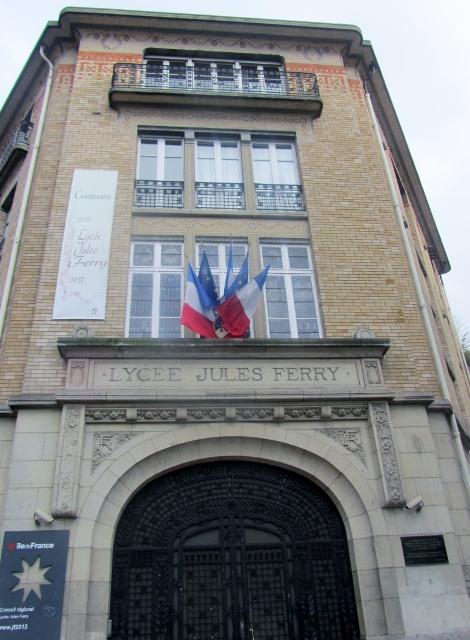 Le lycée Jules Ferry
