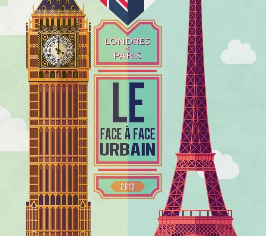 Londres vs Paris