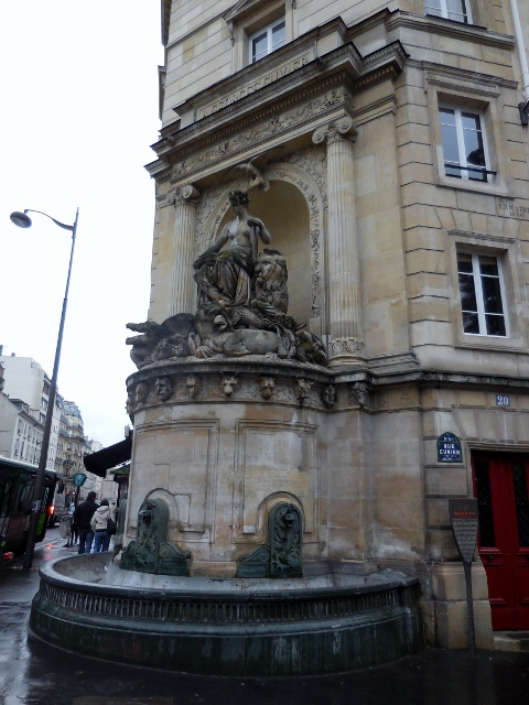 Fontaine Cuvier