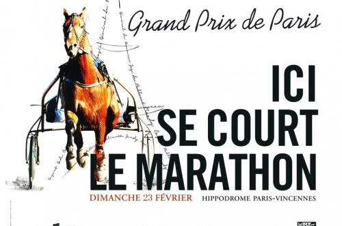 Grand Prix de Paris Hippodrome Paris-Vincennes