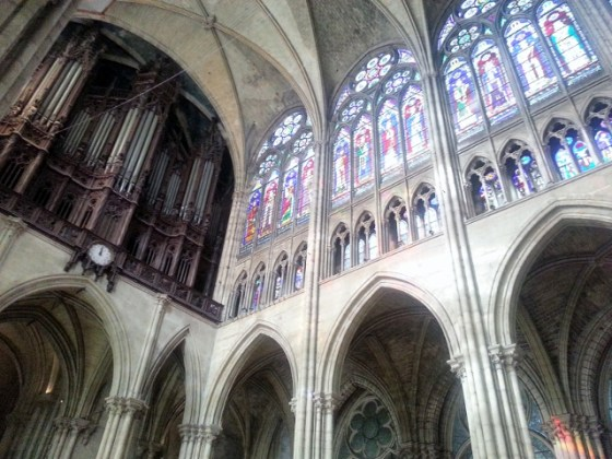 La Basilique Cathédrale de Saint Denis