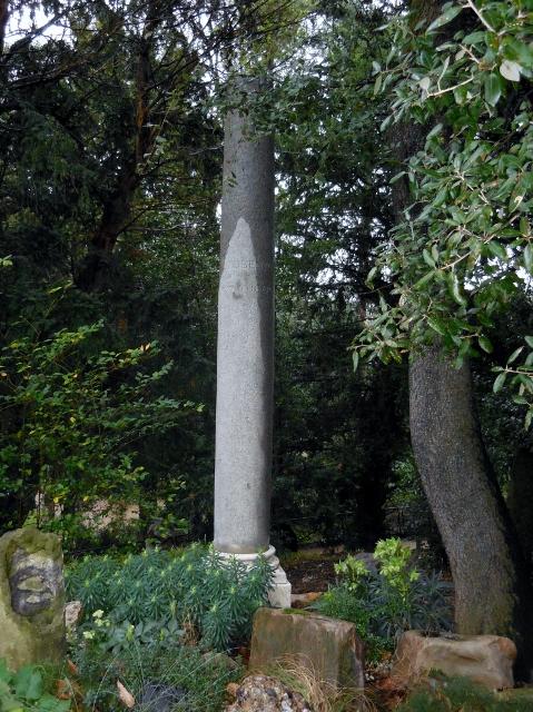 Les statues et sculptures du jardin des plantes paris for Plantes du jardin