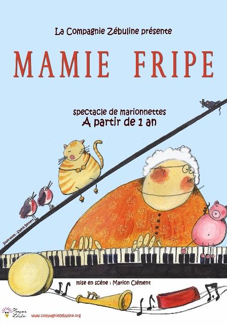 Mamie Fripe