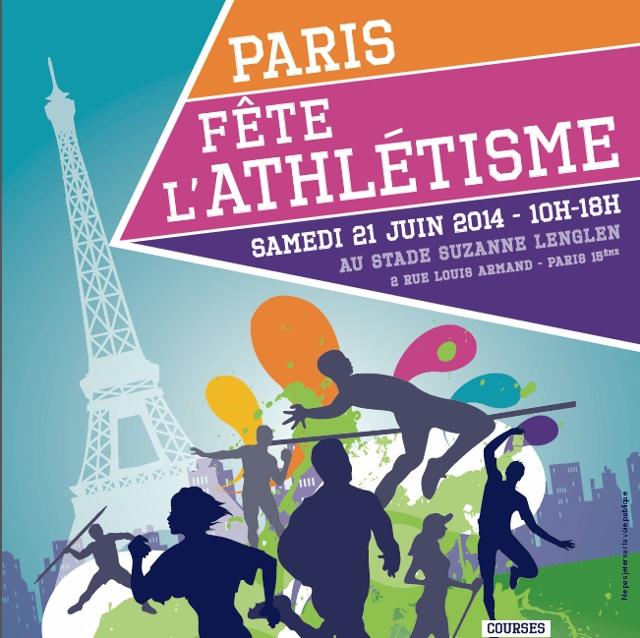 Paris Fête l'Athlétisme