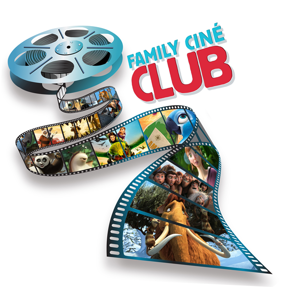 Membre du Family Ciné Club