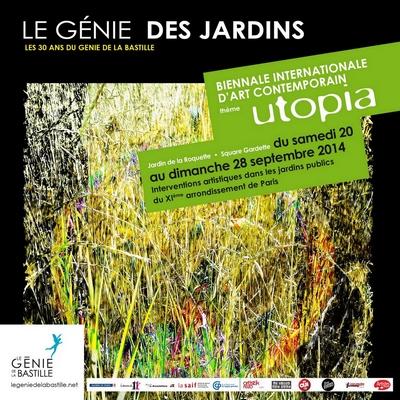 """""""Utopia"""" Le 7ème Génie des jardins"""