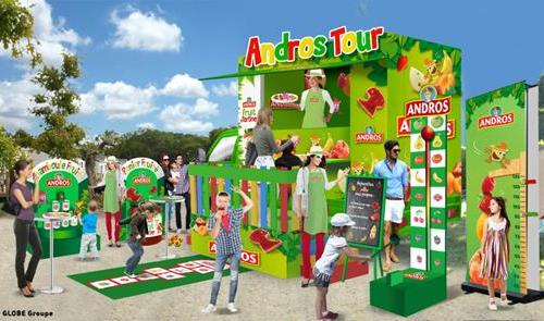 Food Truck Andros