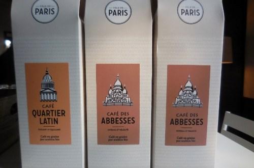 Cafés Ville de Paris