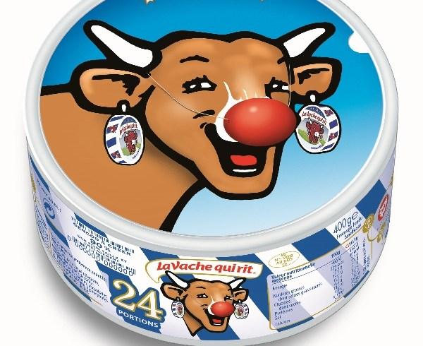 Boîte Collector La Vache qui rit par Hans-Peter Feldmann