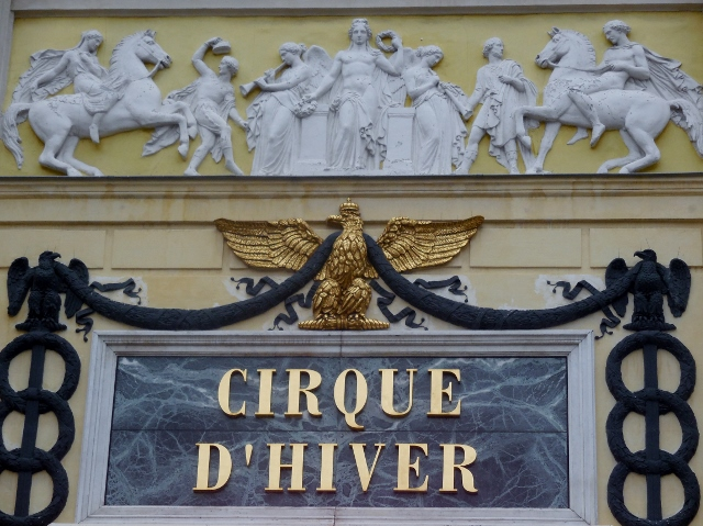 LE CIRQUE D'HIVER BOUGLIONE