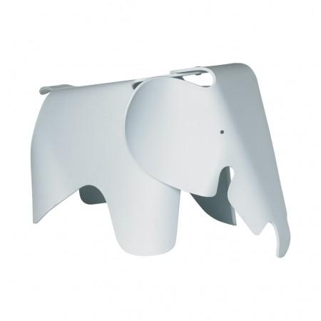 Tabouret Eléphant gris bleuté - Vitra