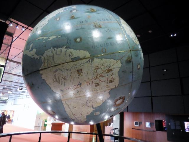 Les Globes de Coronelli, les Globes du Roi Soleil