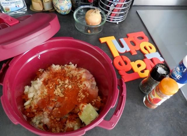 Micro Minute Tupperware