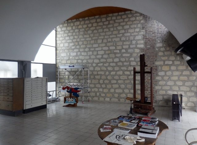 L'Appartement-Atelier de Le Corbusier