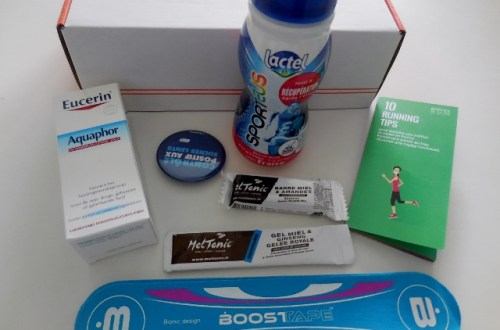 Box Eucerin Run & Co