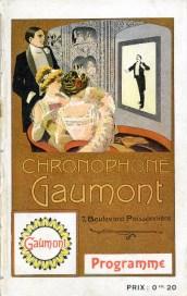 GAUMONT 120 ans de cinéma