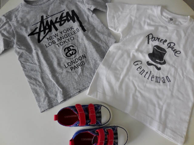 Mode enfant Stüssy Converse Poly Hipser and Co Town