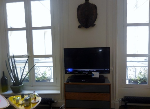 Philips dans l'Appartement RED