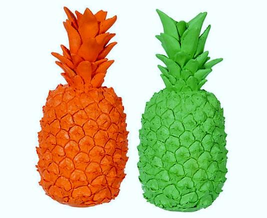 Ananas décoratifs