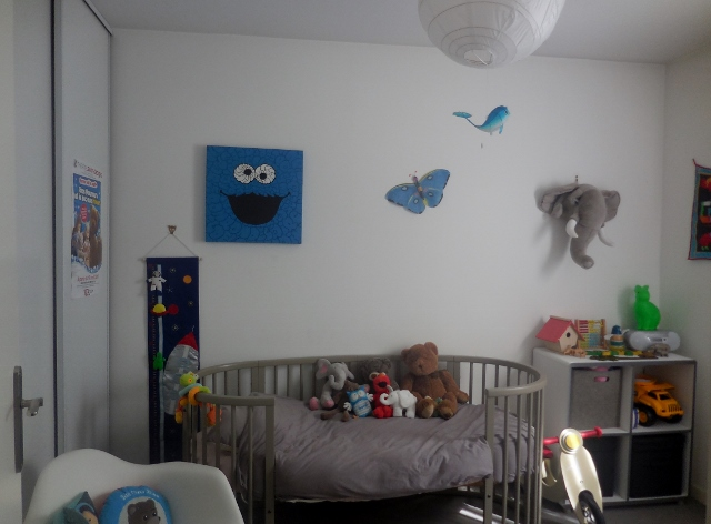 De la nursery la chambre de petit gar on paris maman for Chambre de petit garcon