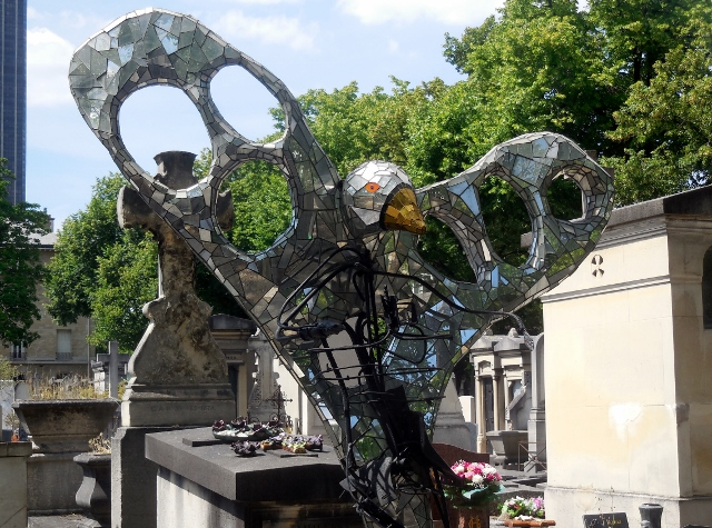 Oiseau pour Jean-Jacques par Niki de Saint Phalle