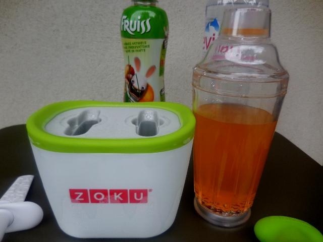 Kit à Esquimaux glacés Zoku Duo Quick Pop chez CadeauxFolies