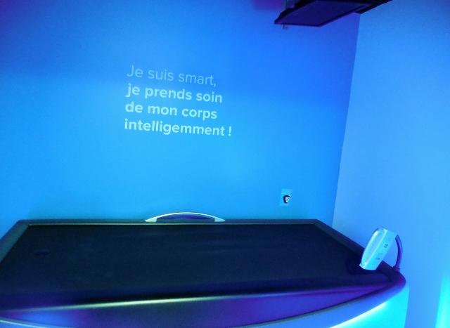 Smart Body lit hydromassant