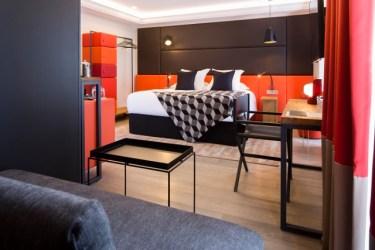 Terrass Hôtel chambre