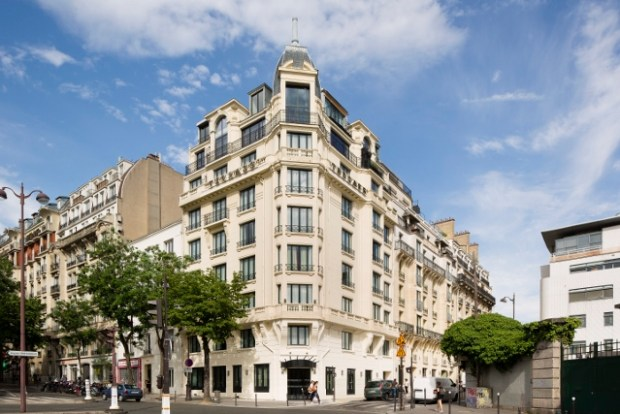Terrass Hôtel Façade