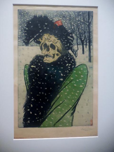 L'estampe visionnaire de Goya à Redon au Petit Palais (10)