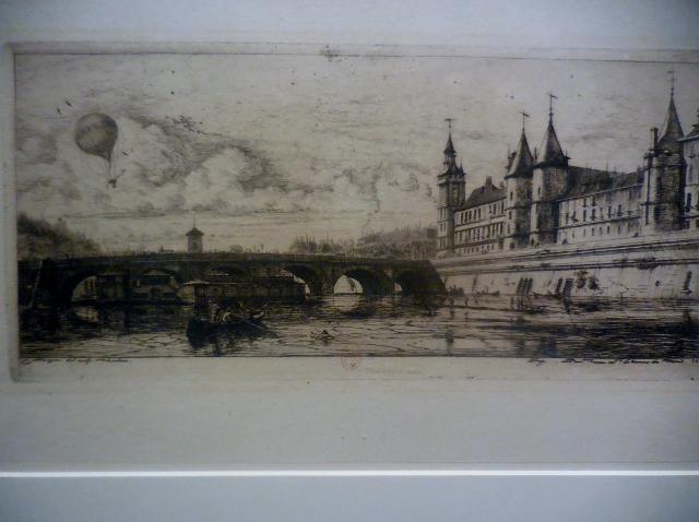 L'estampe visionnaire de Goya à Redon au Petit Palais (7)