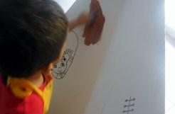 Tipi en carton Wiplii décoration (2)