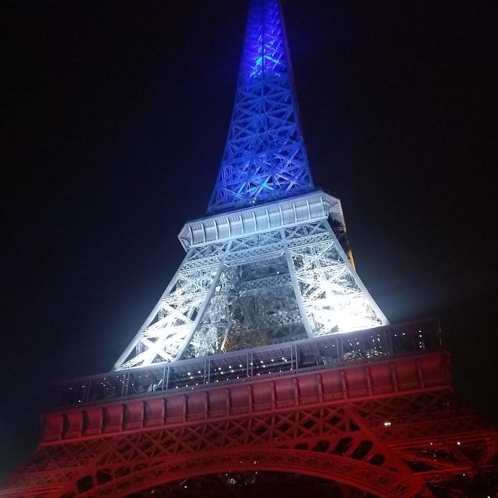 pérégrinations parisiennes