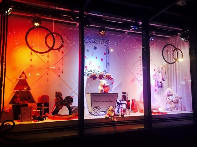 Centre commercial SO OUEST vacances de Noël