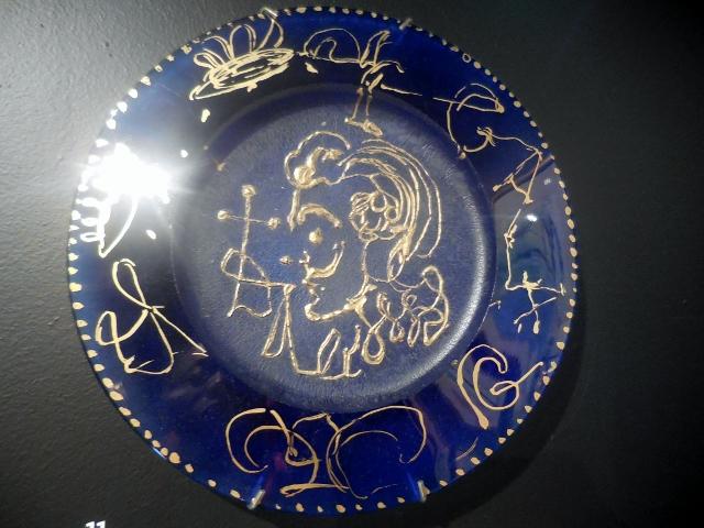 La Triomphale Salvador Dali