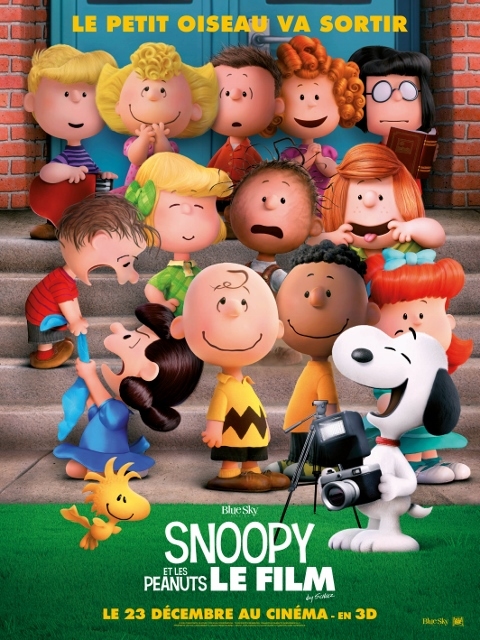 Snoopy et les Peanuts Le Film (10)
