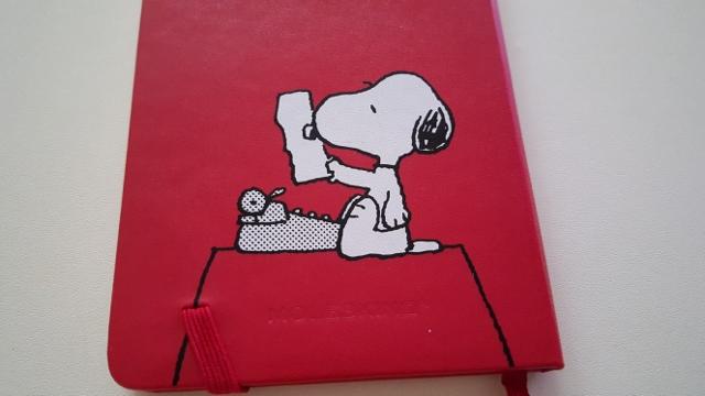Agenda Peanuts Moleskine (4)