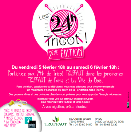 Les 24h Tricot Truffaut (2)